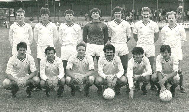 Montrose fc online 1984 85 a historic season for League table 1984 85