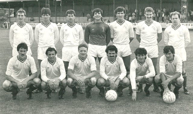 Montrose fc online time tunnel the class of 1984 85 for League two table 1984 85