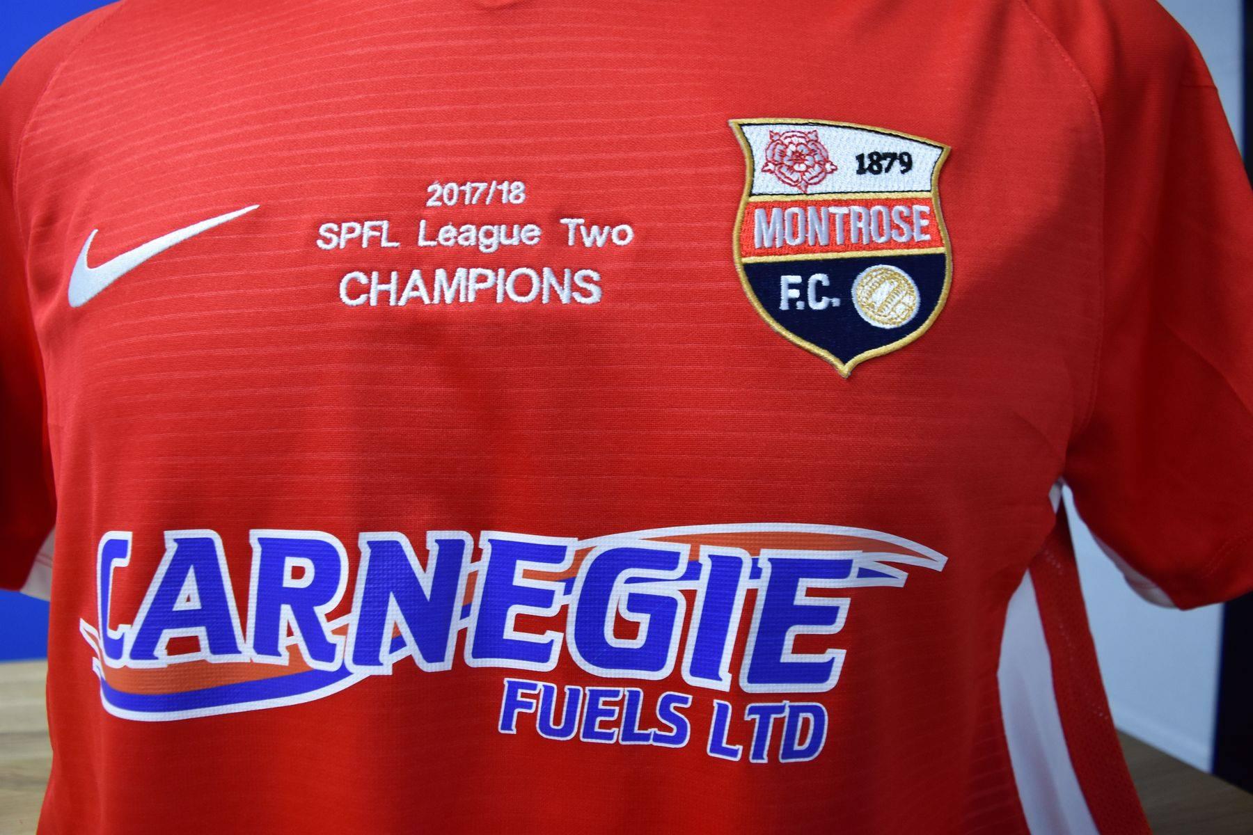 Montrose FC Online - Home